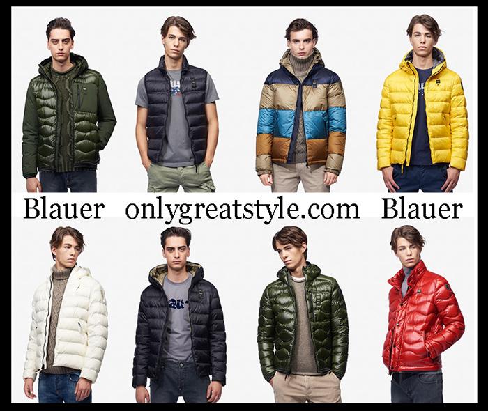 New Arrivals Blauer Fall Winter 2018 2019 Men's