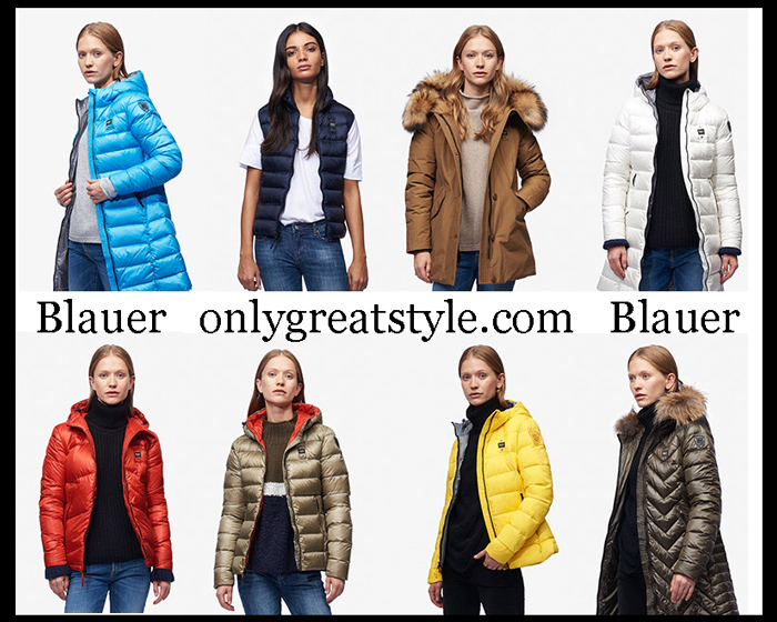 New Arrivals Blauer Fall Winter 2018 2019 Women's