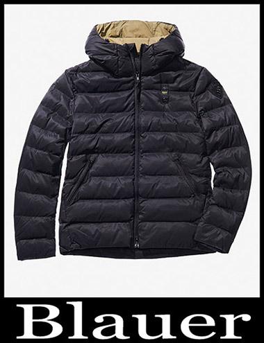 New Arrivals Blauer Jackets 2018 2019 Men's Fall Winter 2