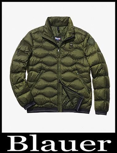 New Arrivals Blauer Jackets 2018 2019 Men's Fall Winter 21