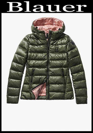 New Arrivals Blauer Jackets 2018 2019 Women's Winter 12