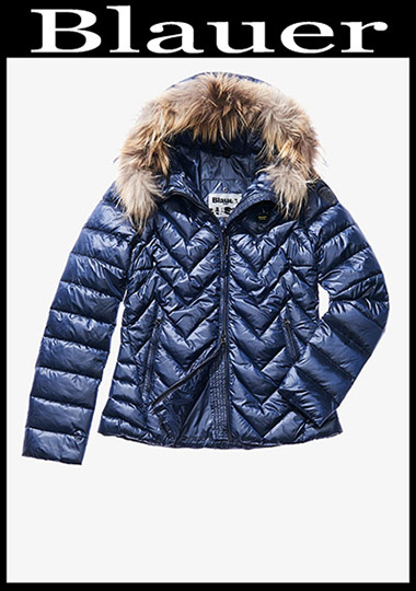 New Arrivals Blauer Jackets 2018 2019 Women's Winter 18