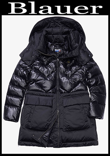 New Arrivals Blauer Jackets 2018 2019 Women's Winter 25