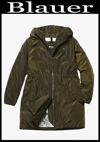 New Arrivals Blauer Jackets 2018 2019 Women's Winter 34