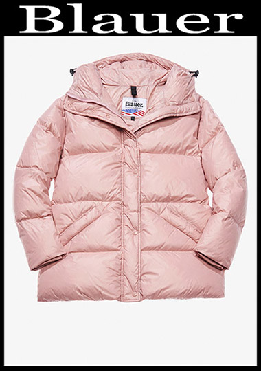 New Arrivals Blauer Jackets 2018 2019 Women's Winter 5