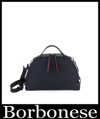 New Arrivals Borbonese Bags 2018 2019 Women's Look 14
