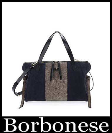 New Arrivals Borbonese Bags 2018 2019 Women's Look 2