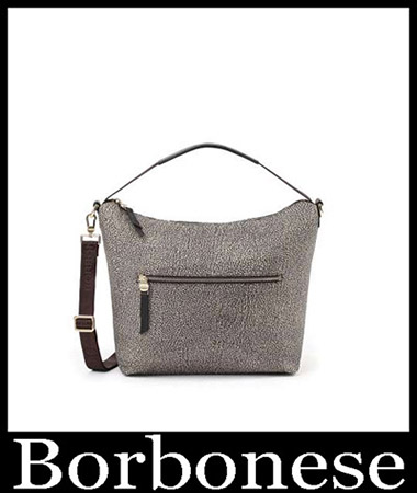New Arrivals Borbonese Bags 2018 2019 Women's Look 3