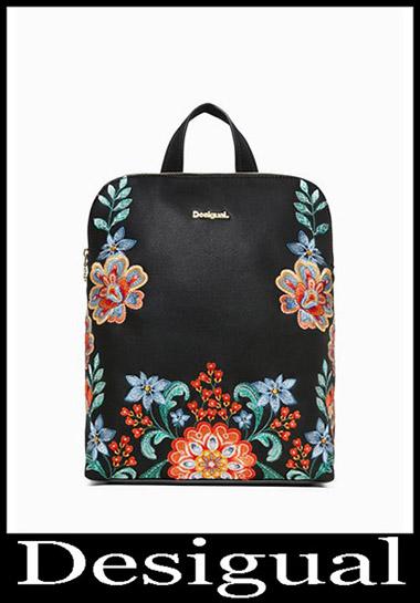 New Arrivals Desigual Bags 2018 2019 Women's Winter 13