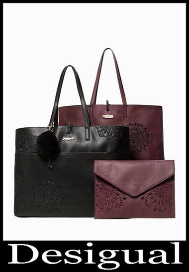 New Arrivals Desigual Bags 2018 2019 Women's Winter 17