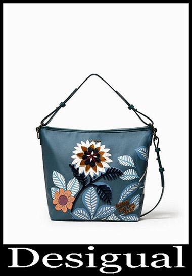 New Arrivals Desigual Bags 2018 2019 Women's Winter 19