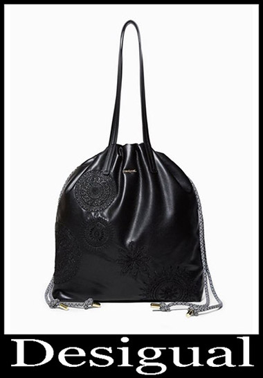 New Arrivals Desigual Bags 2018 2019 Women's Winter 20