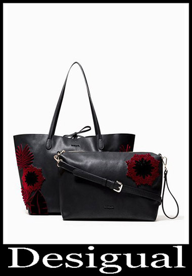 New Arrivals Desigual Bags 2018 2019 Women's Winter 5