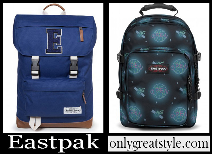 New Arrivals Eastpak 2018 2019 Backpacks School
