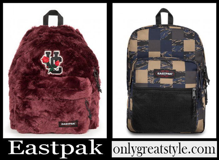 New Arrivals Eastpak 2018 2019 Backpacks