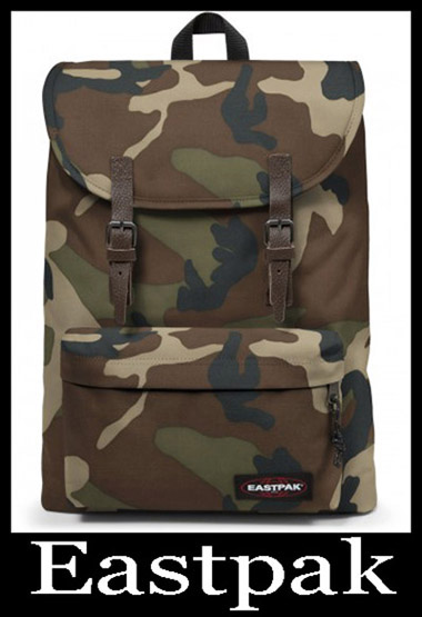 New Arrivals Eastpak Backpacks School 2018 2019 Look 26