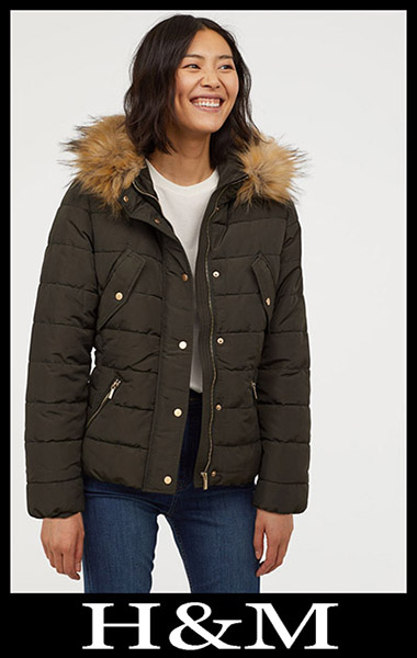 New Arrivals HM Jackets 2018 2019 Women's Winter 22
