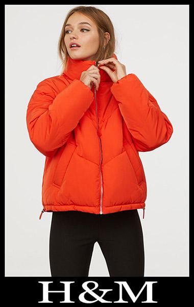 New Arrivals HM Jackets 2018 2019 Women's Winter 31