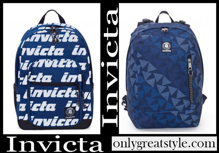 New Arrivals Invicta 2018 2019 Backpacks Boys