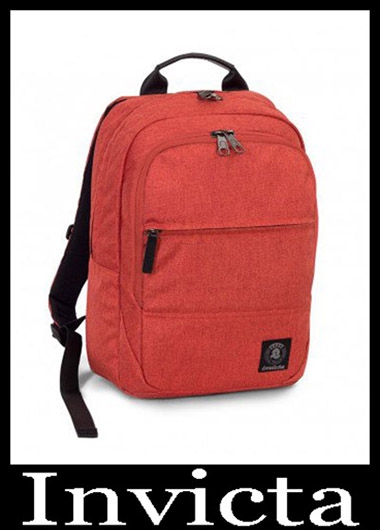 New Arrivals Invicta Backpacks 2018 2019 Student Boys 1