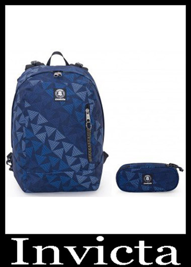 New Arrivals Invicta Backpacks 2018 2019 Student Boys 14