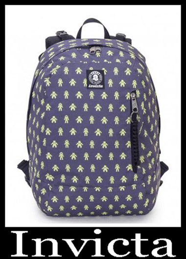 New Arrivals Invicta Backpacks 2018 2019 Student Boys 15