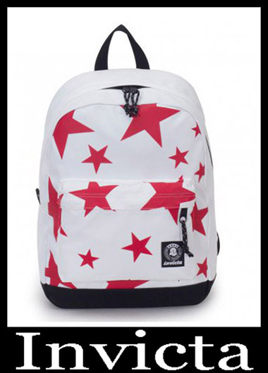 New Arrivals Invicta Backpacks 2018 2019 Student Boys 16