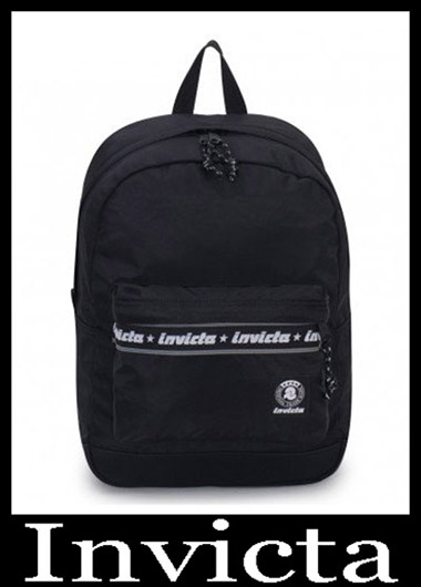 New Arrivals Invicta Backpacks 2018 2019 Student Boys 17