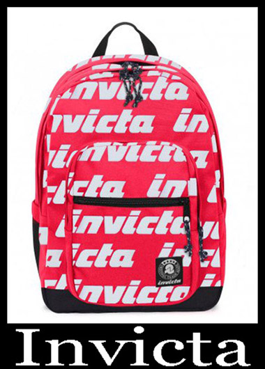 New Arrivals Invicta Backpacks 2018 2019 Student Boys 18