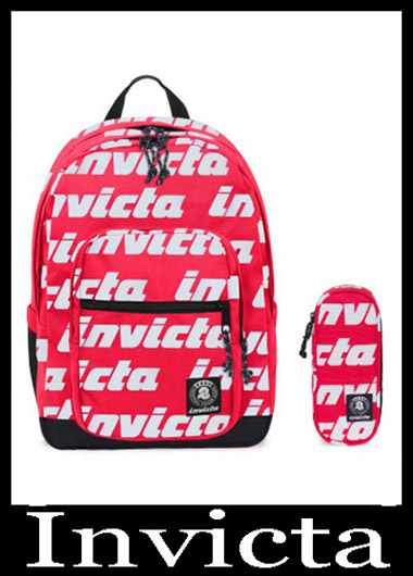 New Arrivals Invicta Backpacks 2018 2019 Student Boys 19