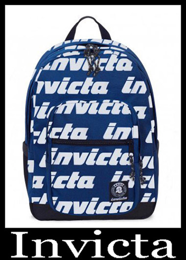 New Arrivals Invicta Backpacks 2018 2019 Student Boys 20