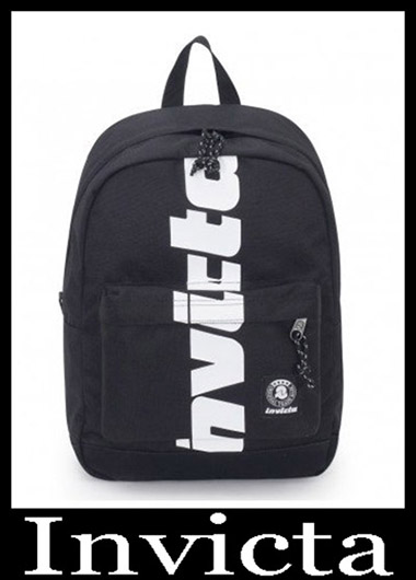 New Arrivals Invicta Backpacks 2018 2019 Student Boys 21