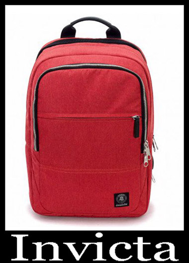 New Arrivals Invicta Backpacks 2018 2019 Student Boys 26