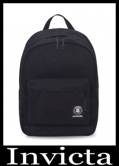 New Arrivals Invicta Backpacks 2018 2019 Student Boys 5