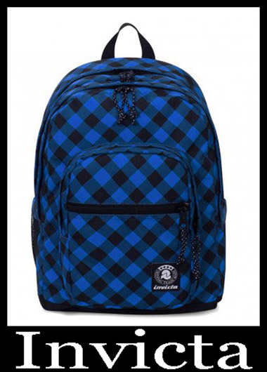 New Arrivals Invicta Backpacks 2018 2019 Student Boys 8
