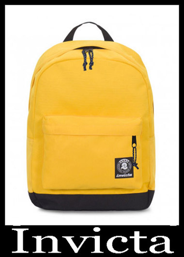 New Arrivals Invicta Backpacks 2018 2019 Student Girls 1