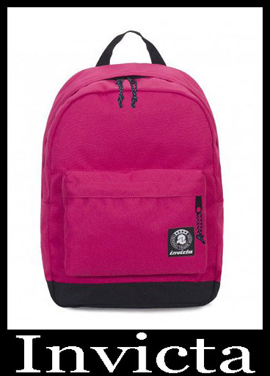 New Arrivals Invicta Backpacks 2018 2019 Student Girls 12