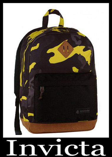 New Arrivals Invicta Backpacks 2018 2019 Student Girls 19