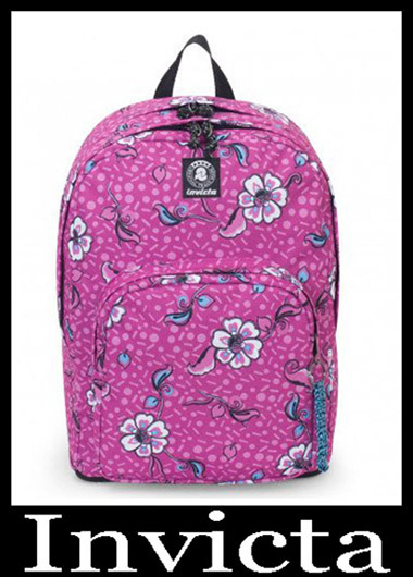 New Arrivals Invicta Backpacks 2018 2019 Student Girls 2