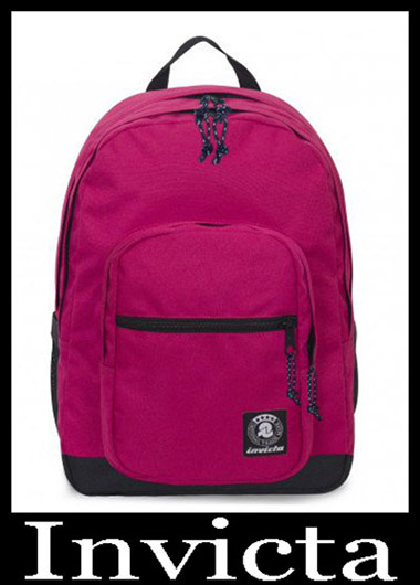 New Arrivals Invicta Backpacks 2018 2019 Student Girls 25