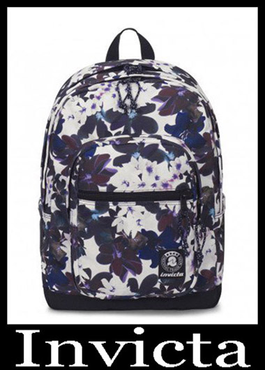 New Arrivals Invicta Backpacks 2018 2019 Student Girls 27
