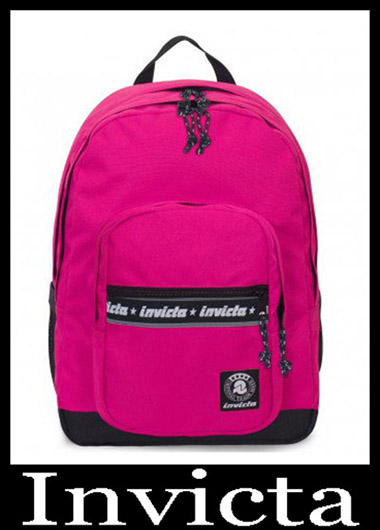 New Arrivals Invicta Backpacks 2018 2019 Student Girls 3