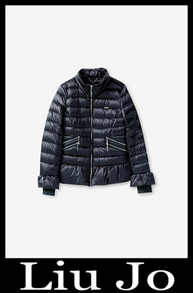 New Arrivals Liu Jo Jackets 2018 2019 Women's Winter 1