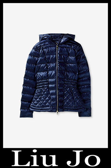 New Arrivals Liu Jo Jackets 2018 2019 Women's Winter 17