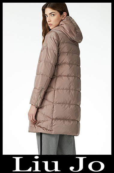 New Arrivals Liu Jo Jackets 2018 2019 Women's Winter 9