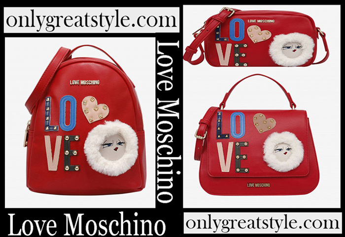 New Arrivals Love Moschino Fall Winter 2018 2019