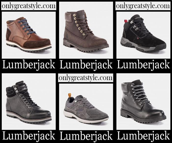 New Arrivals Lumberjack Fall Winter 2018 2019 Men's
