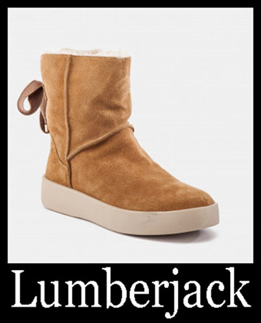 New Arrivals Lumberjack Shoes 2018 2019 Women's 19