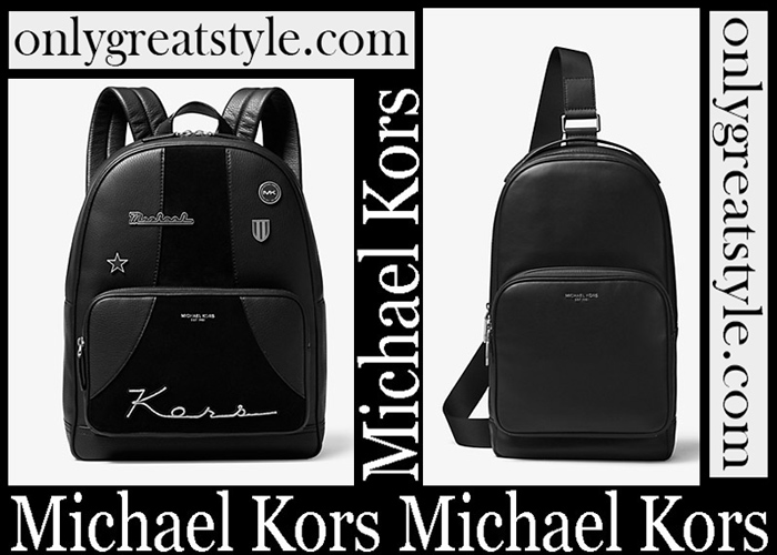 New Arrivals Michael Kors Fall Winter 2018 2019 Men's