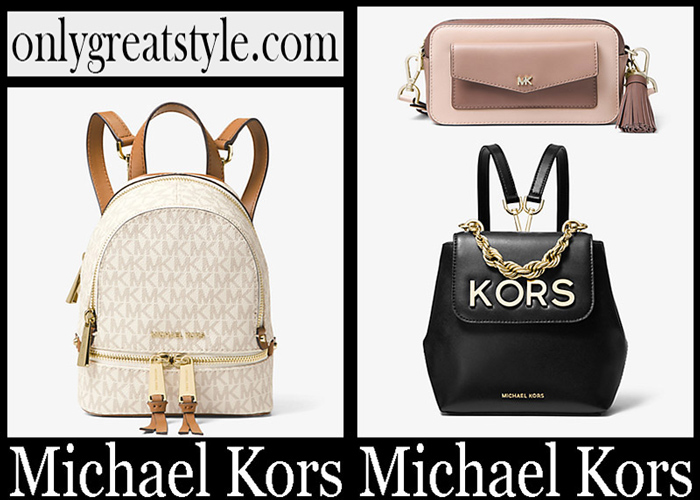 New Arrivals Michael Kors Fall Winter 2018 2019 Women's